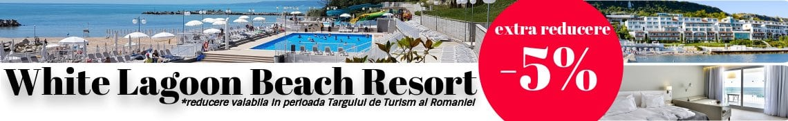 oferta targ turism 2019 WHITE LAGOON BEACH RESORT