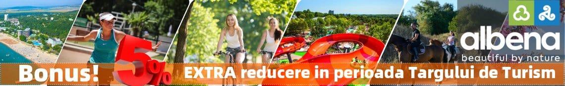 oferta targ turism 2019 Albena